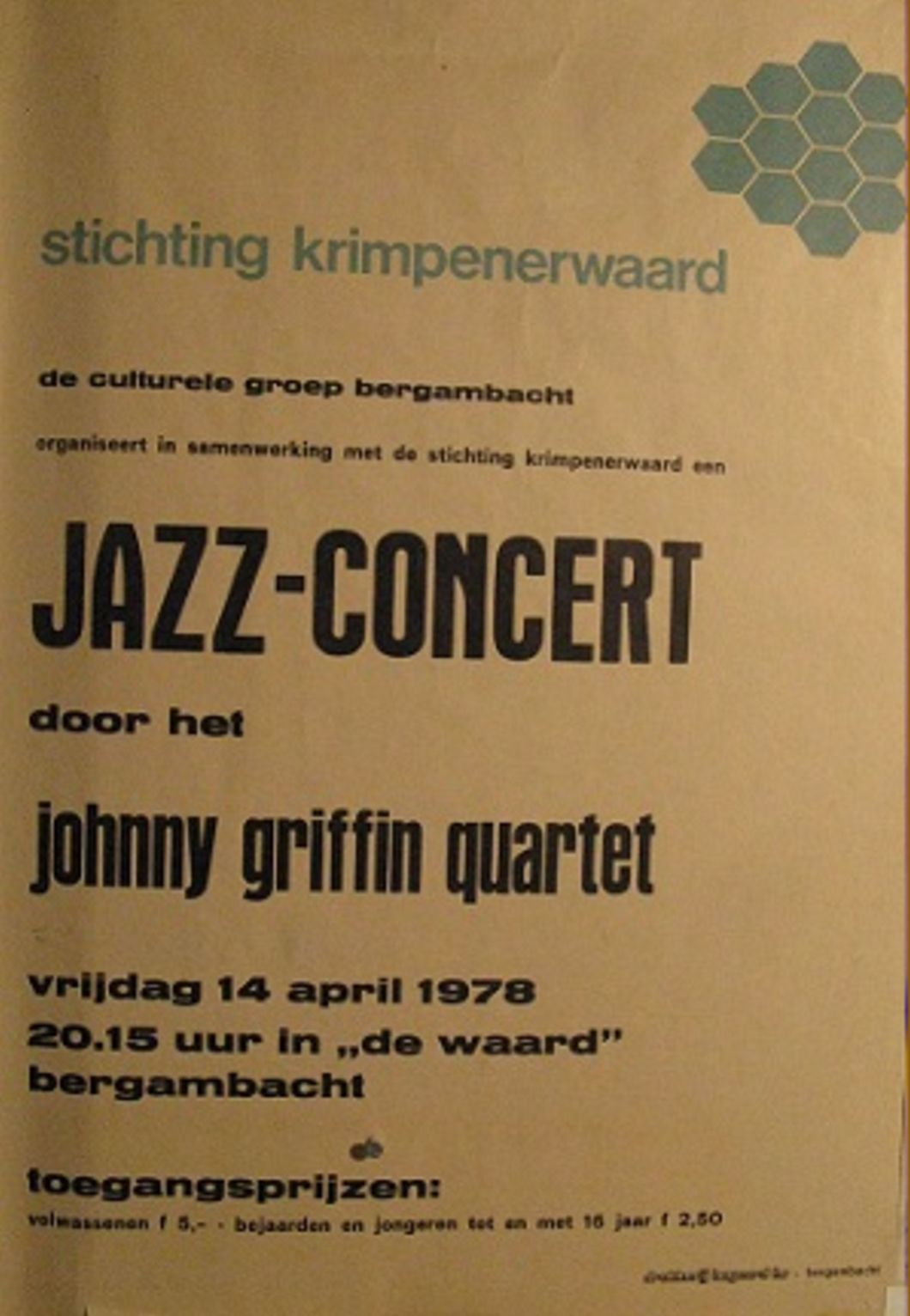 Johnny Griffin 1978