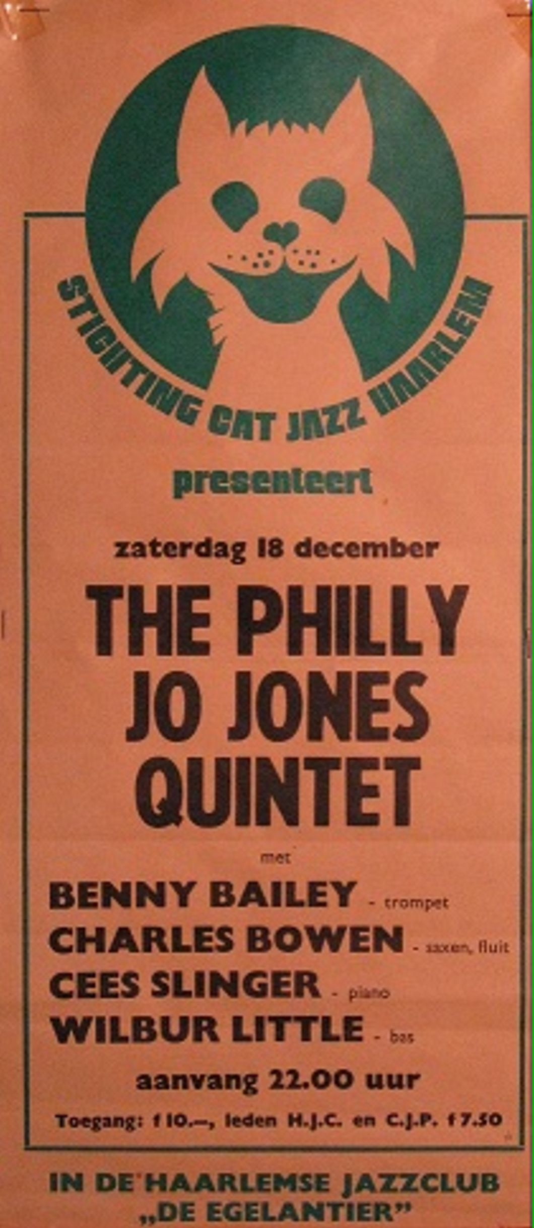 Philly Joe Jones quintet